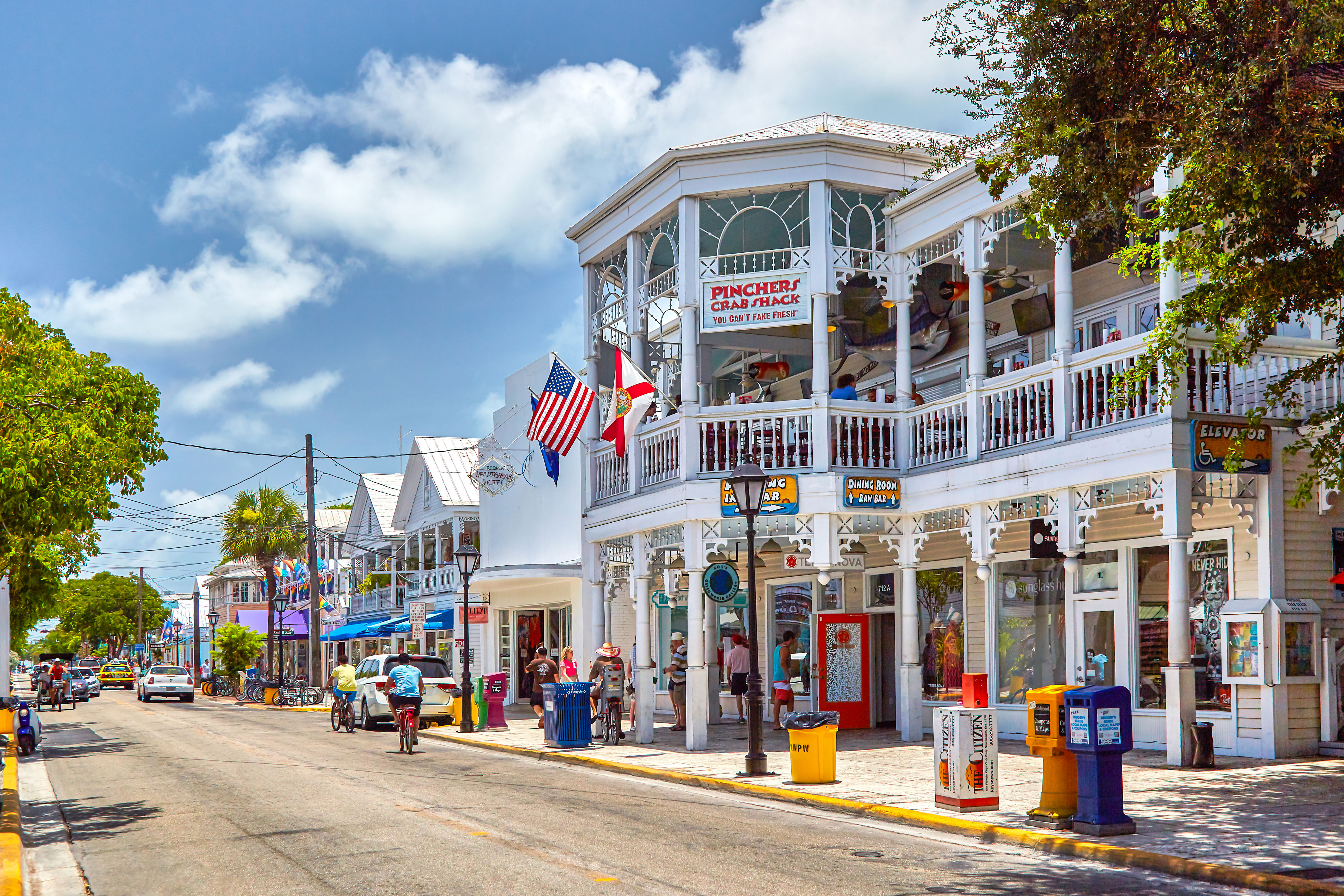 The 15 Best Things To Do On Duval Street In Key West - Coastal Living - Map Of Duval Street Key West Florida