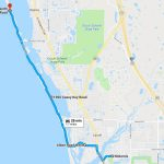 The 5 Best Motorcycle Roads In Florida   Casey Key Florida Map