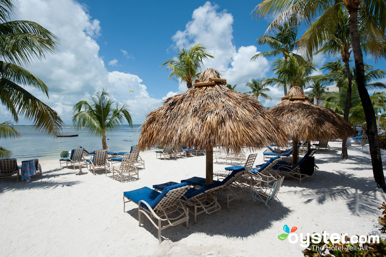 The 9 Best Beach Hotels In The Florida Keys | Oyster - Map Of Florida Keys Hotels