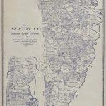 The Antiquarium   Antique Print & Map Gallery   O.o. Terrell   Texas Land Office Maps
