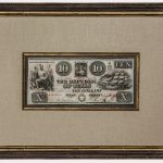 The Antiquarium   Antique Print & Map Gallery   Republic Of Texas   Republic Of Texas Map Framed