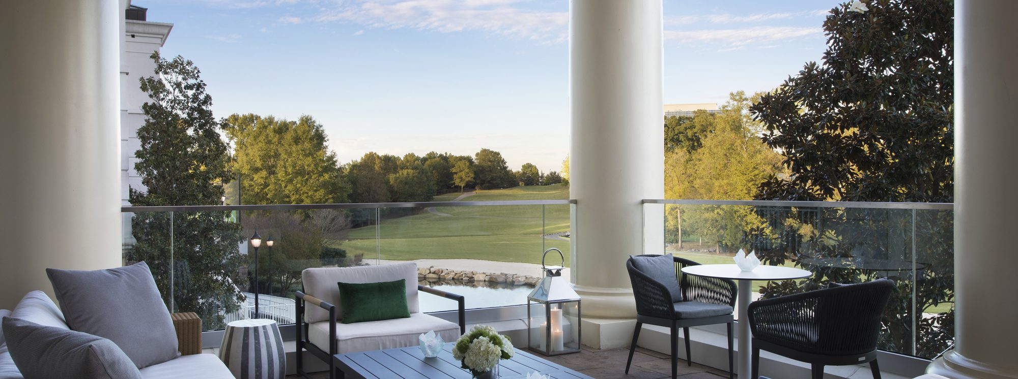 The Ballantyne, A Luxury Collection Hotel, Charlotte - Starwood Hotels Florida Map