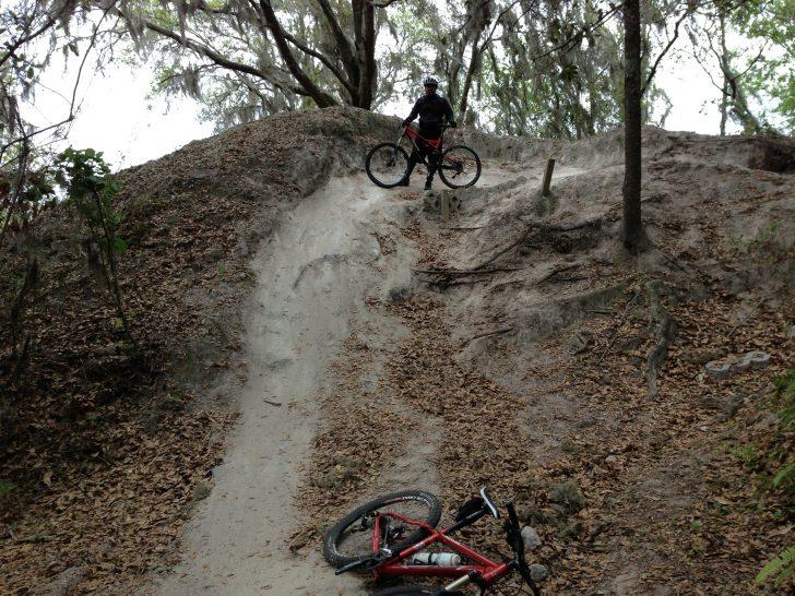 Florida Mountain Bike Trails Map