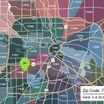 The Best Zip Codes In Houston   Houston Chronicle   Map Of Northwest Houston Texas