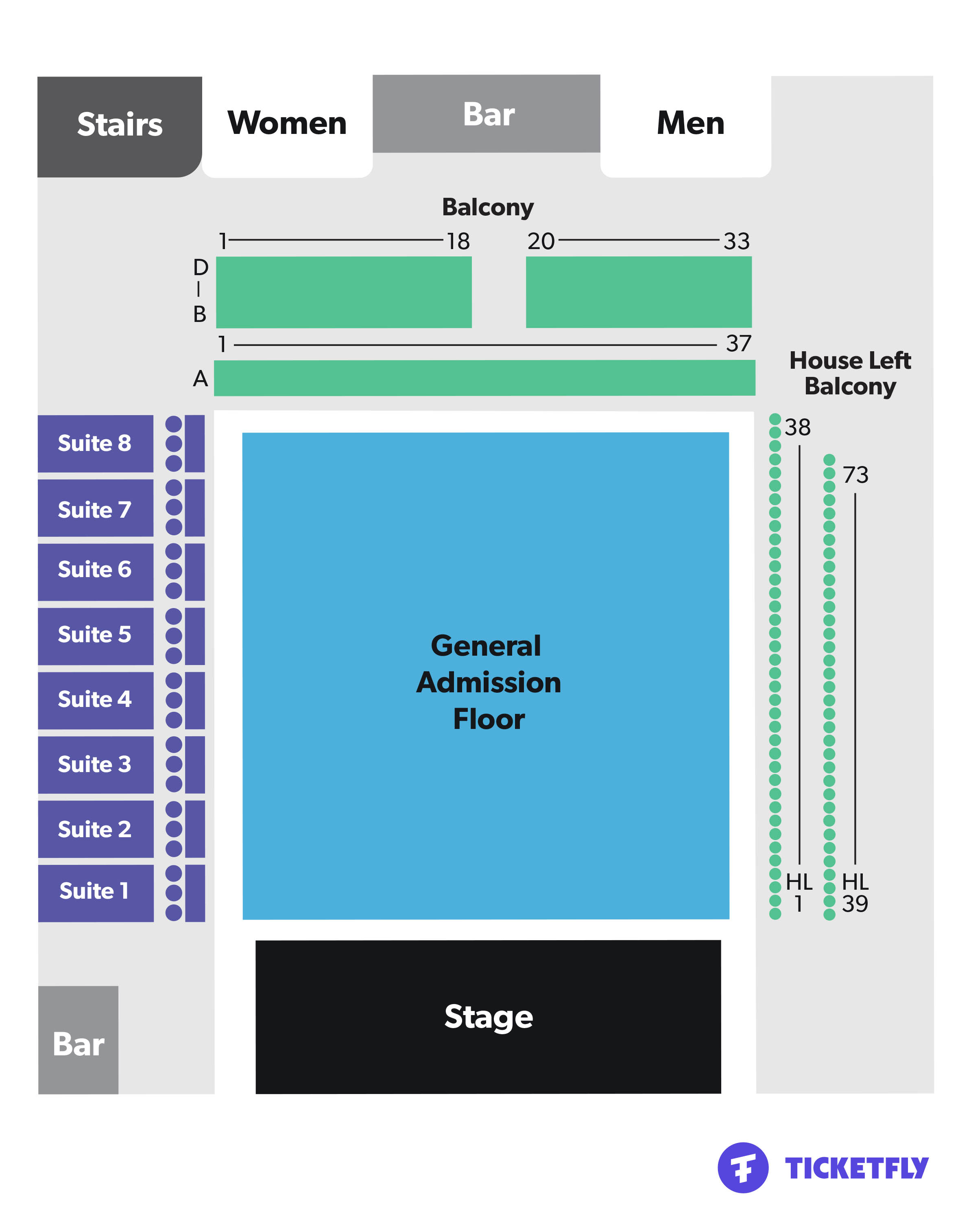 The Bomb Factory | Floor Plans - Daughtry Texas Google Maps