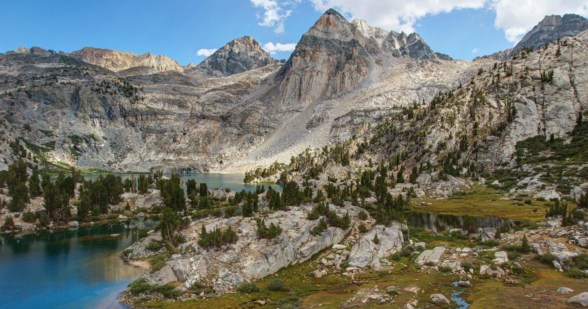 The Five Best Trails In California | Insidehook - California Hiking Trails Map