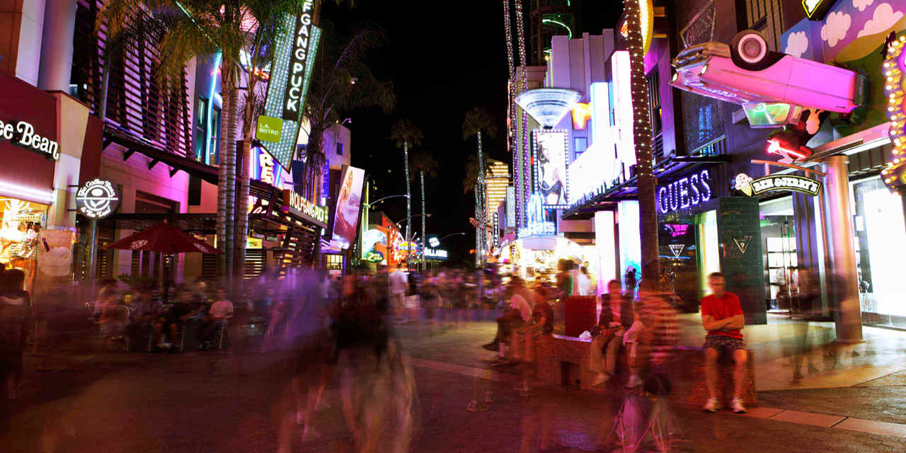 The Guide To Citywalk At Universal Studios Hollywood - Universal Citywalk California Map