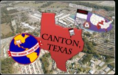 The Imposter Tour #26: Canton's First Monday Market Days – Canton – Canton Texas Map Trade Days