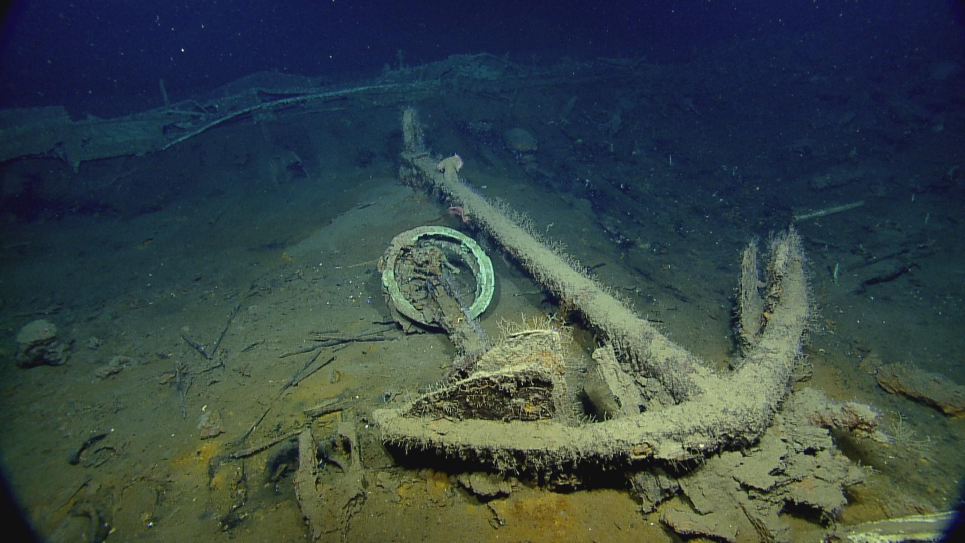 The Monterrey Shipwreck: Two More Shipwrecks Discovered! – National - Texas Gulf Coast Shipwrecks Map