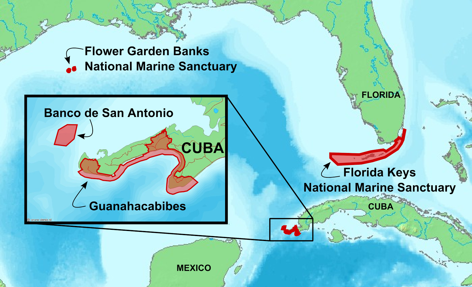 The Nancy Foster Chronicles: Mapping The Unknown - Florida Marine Maps