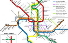 The New Circulators And The Metro Map – Greater Greater Washington – Washington Dc Subway Map Printable