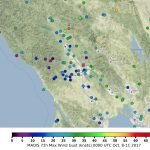 The Northern California Fires California Map With Cities Northern   Northern California Radar Map