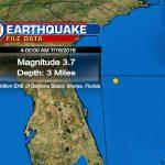 The Phil Factor: A Florida Earthquake?   Florida Earthquake Map
