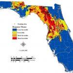 The Science Behind Florida's Sinkhole Epidemic | Science | Smithsonian   Florida Orange Groves Map
