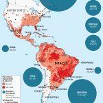 The Spread Of Zika Virus – Daily Chart – Zika Florida Map