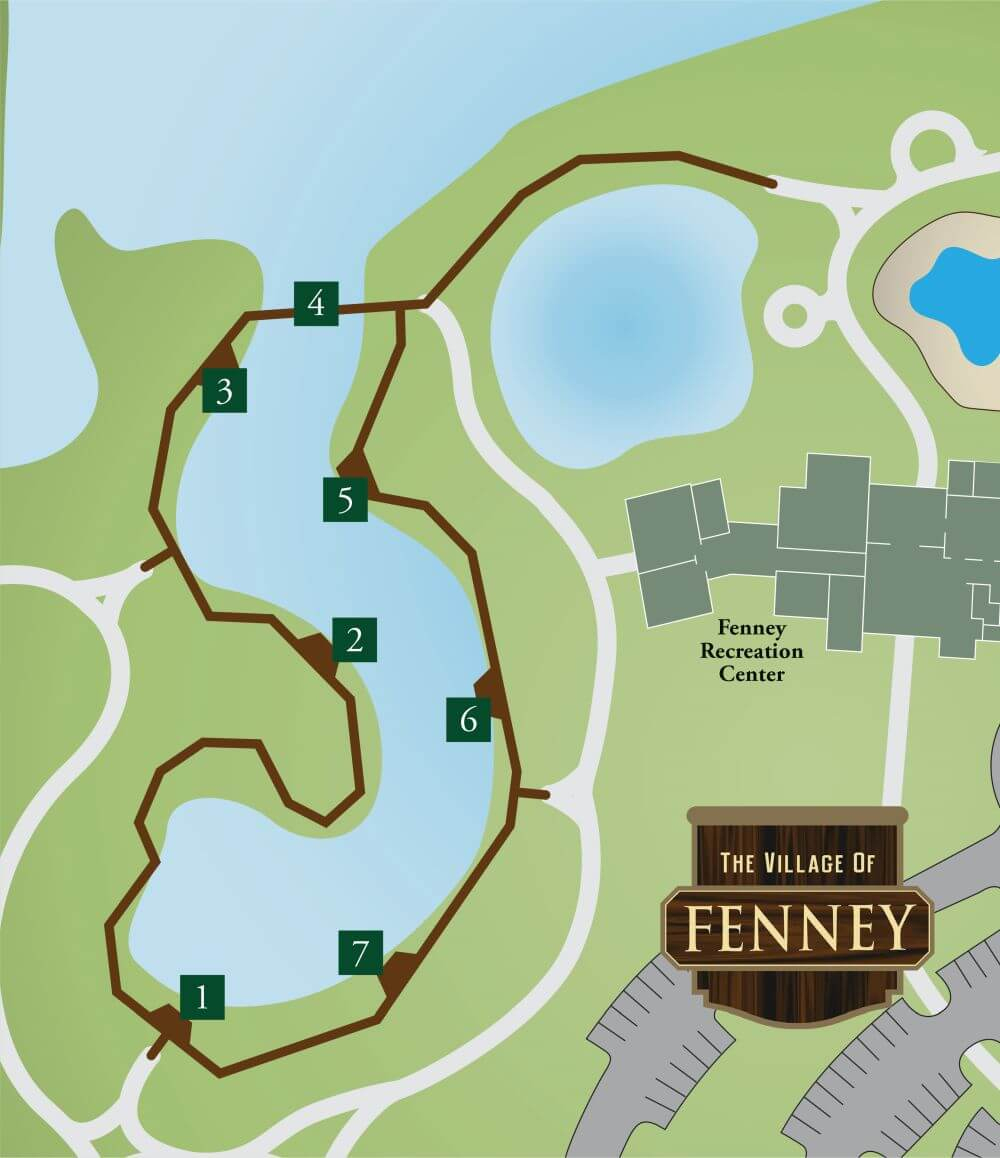 The Village Of Fenney - The Villages® Newest Neighborhood - The Villages Florida Map