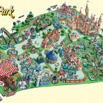 Theme Park Brochures Maps   Theme Park Brochures | Mangroves   Southern California Amusement Parks Map