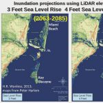 This Is What Climate Change Is About To Do To Florida And New York   Florida Global Warming Flood Map