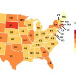 This Map Shows Where In The Us Cyber Crime Costs People The Most   Megan's Law California Map