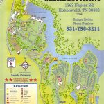 Thousand Trails Natchez Trace Preserve, Hohenwald, Tn | Traveling   Thousand Trails Florida Map
