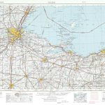 Toledo Topographic Maps, Oh, Mi   Usgs Topo Quad 41082A1 At 1   Printable Map Of Toledo Ohio