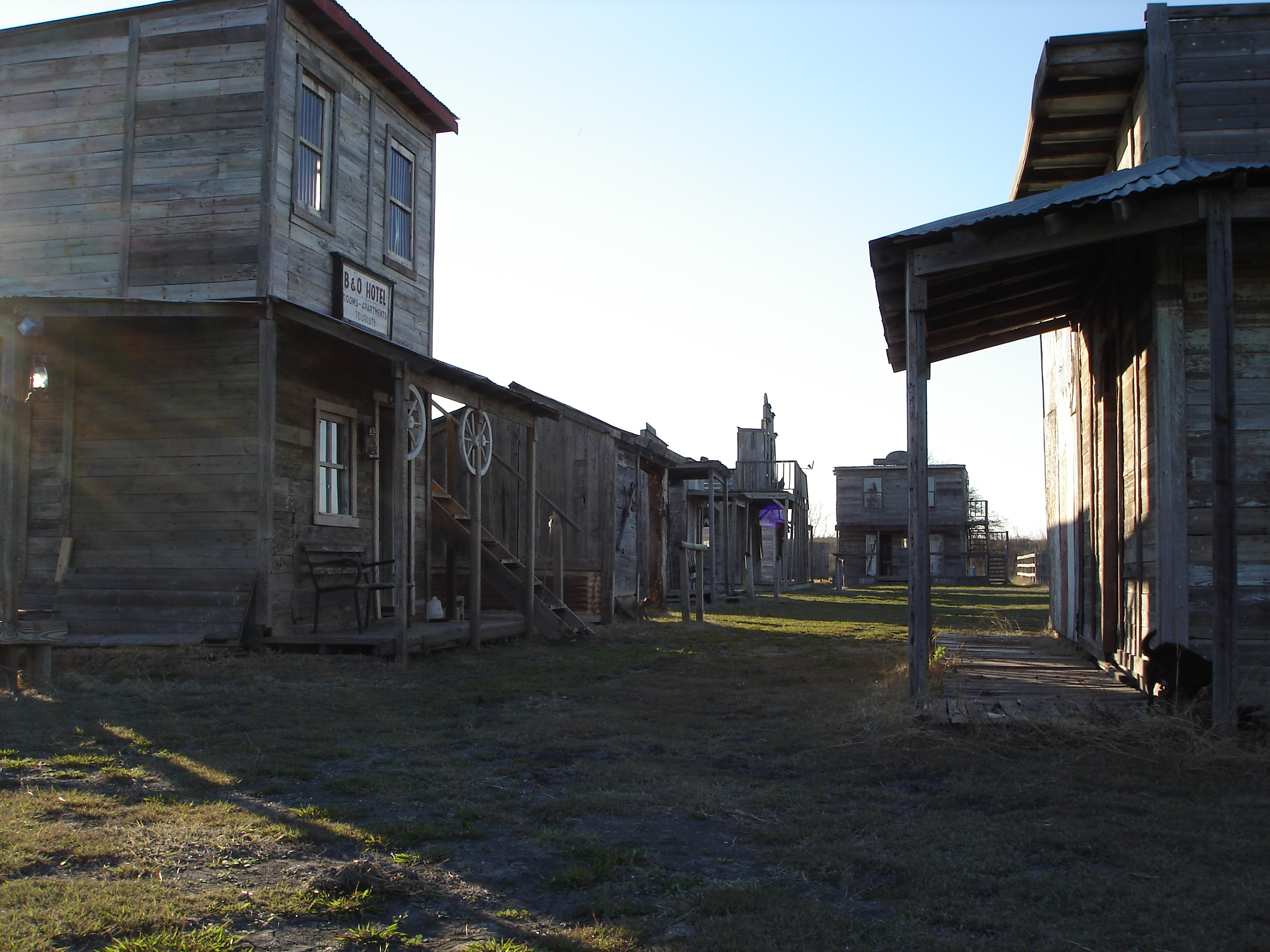 Tour The Town - Texas Ghost Towns Map