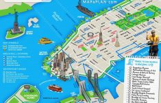 Tourist Map Of New York City Printable Download Map Nyc Tourist – Printable Map Of New York City Tourist Attractions