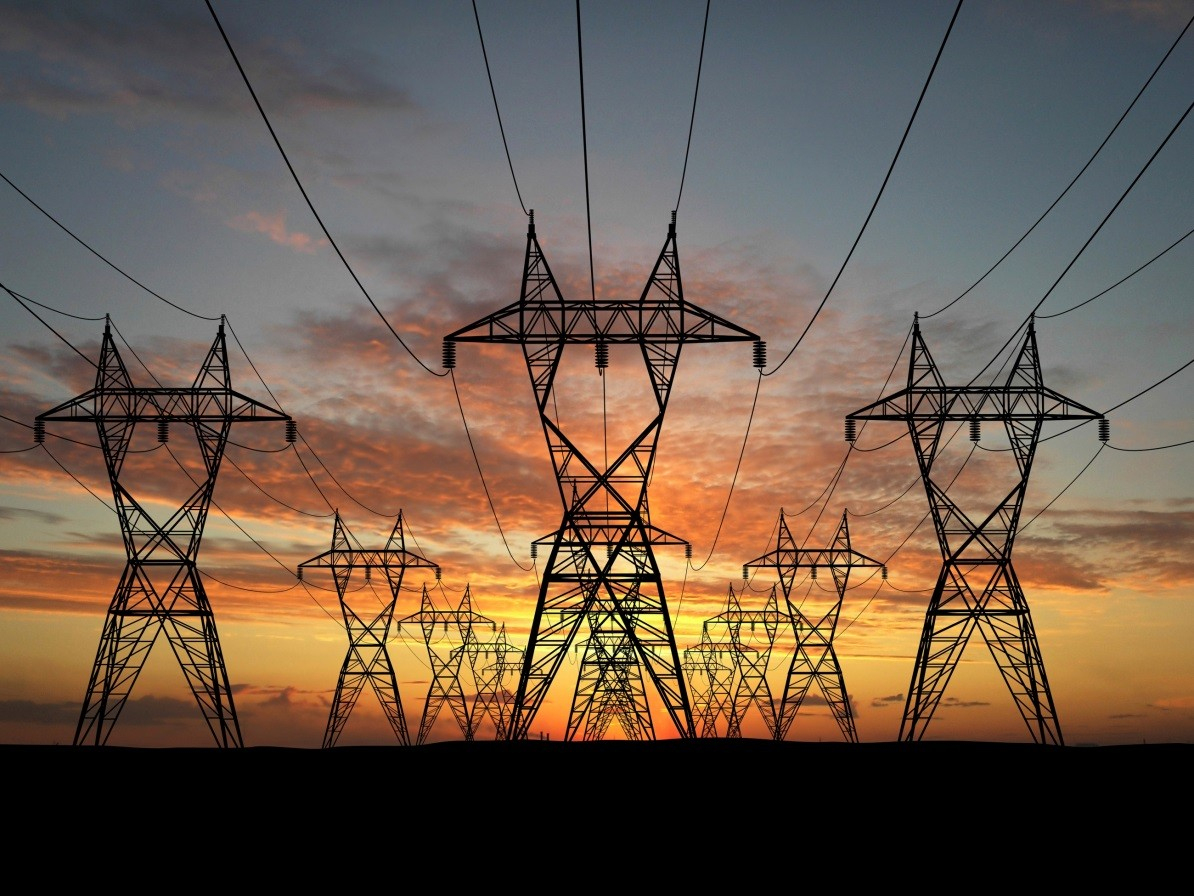 Transmission Lines Maps And Gis Data - Mapsearch - Electric Transmission Lines Map Texas