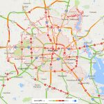 Transportation Shutdown In Southeast Texas; How We Roll, Aug. 28   Google Road Map Of Texas