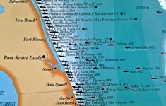 Treasure Coast Ships Map | Jacqui Thurlow-Lippisch – Gulf Shores Florida Map