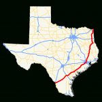 U.s. Route 59 In Texas   Wikipedia   Marion Texas Map