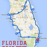 Uncover The Perfect Florida Road Trip | Florida | Florida Travel   Wisconsin To Florida Road Trip Map