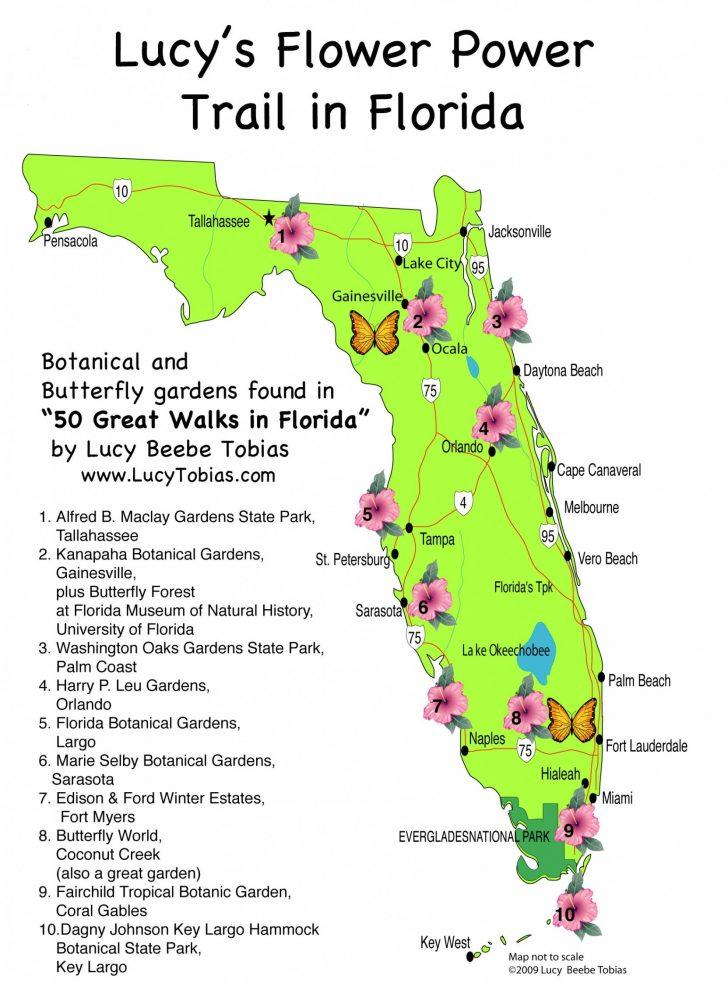 Florida Parks Map