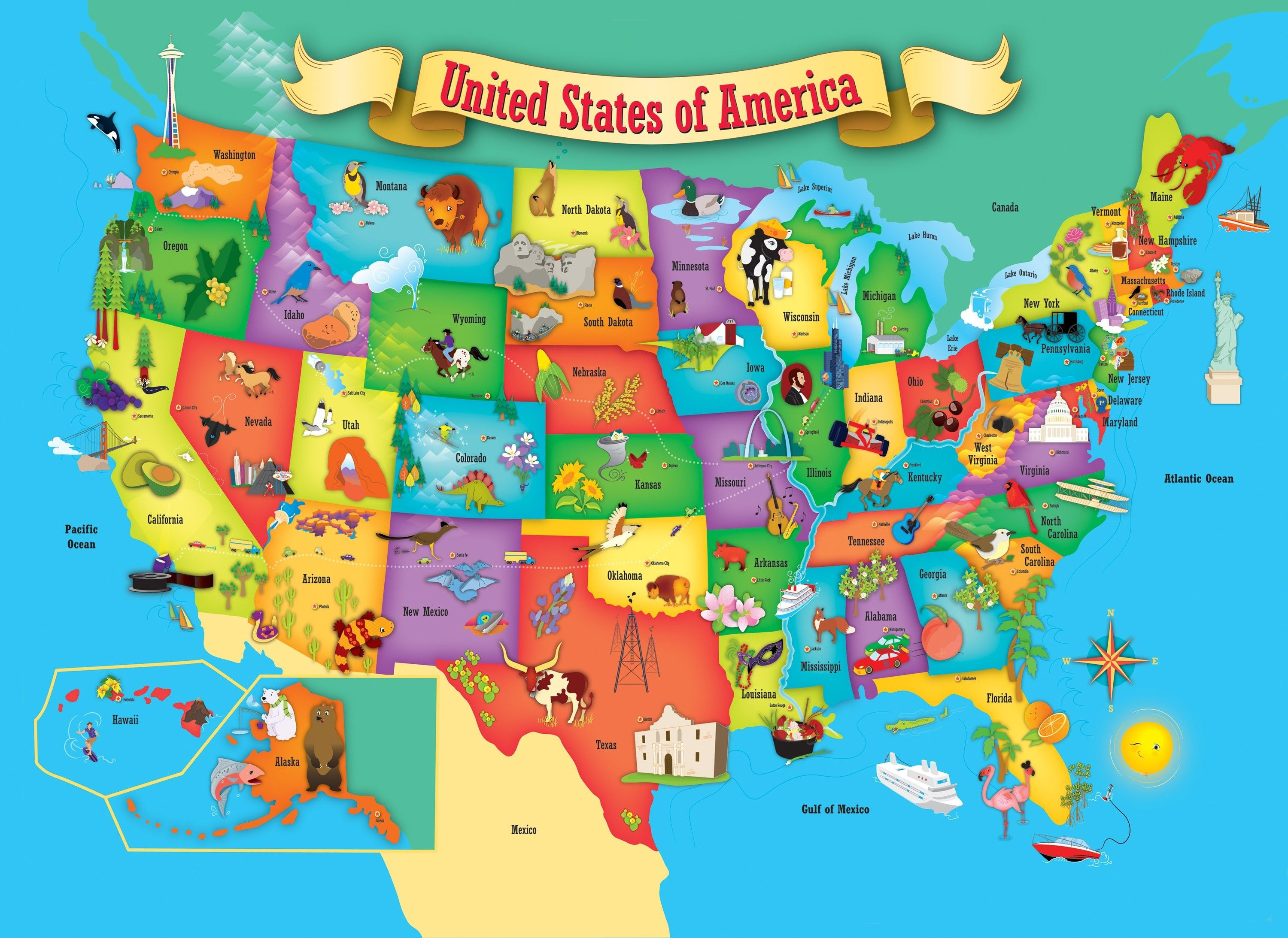 United States Map Puzzle Printable 2018 Us State Map Puzzle Web Game - United States Map Puzzle Printable