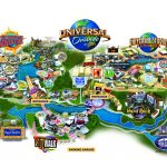 Universal Orlando Map With Hotels | 2018 World's Best Hotels   Map Of Universal Florida Hotels