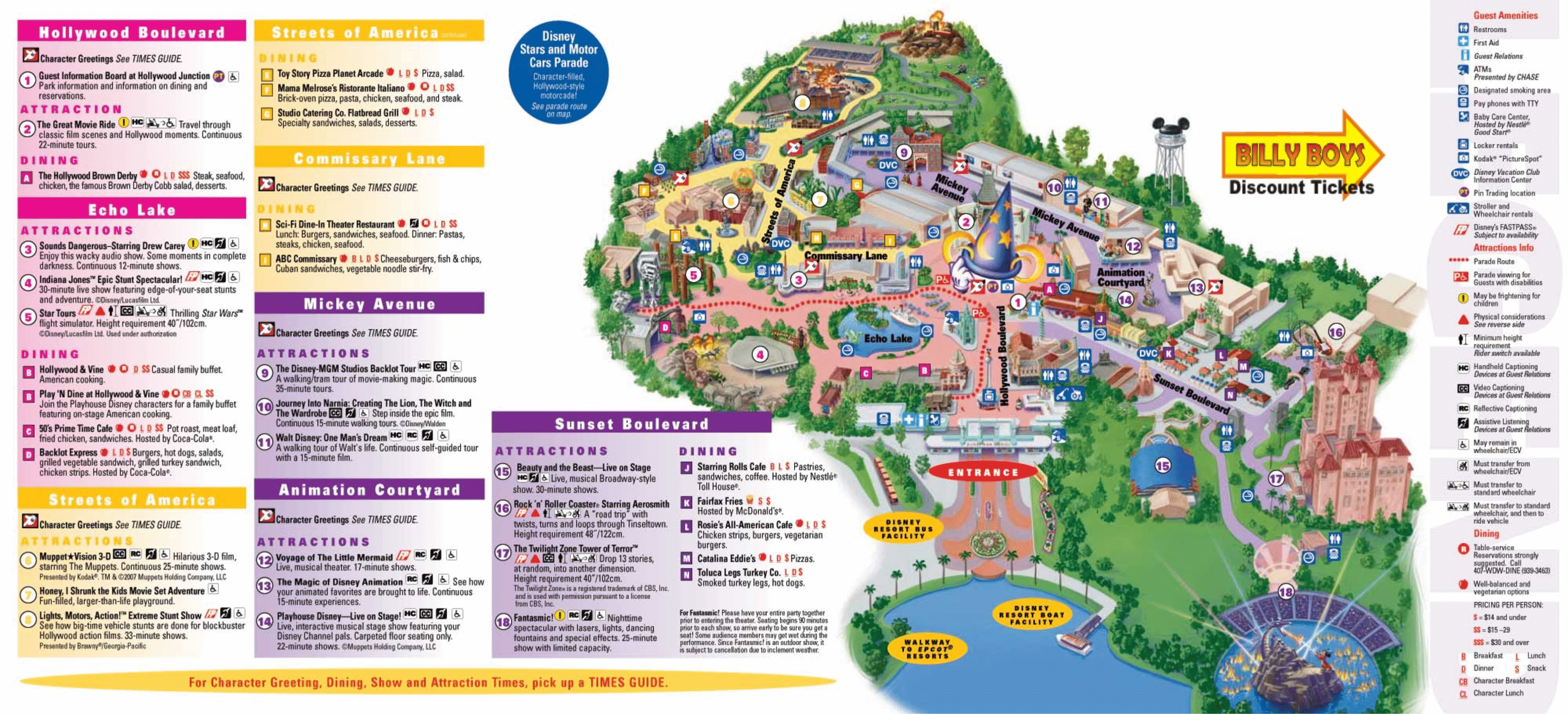Universal Studio California Map Reference First Look At The Theme - Printable Map Of Universal Studios Orlando