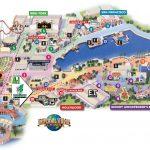 Universal Studios California Park Map Updated Universal Studios   Universal Studios Florida Map 2018