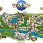 Universal Studios Map   Universal Studios Map Orlando (Florida   Usa)   Orlando Florida Universal Studios Map