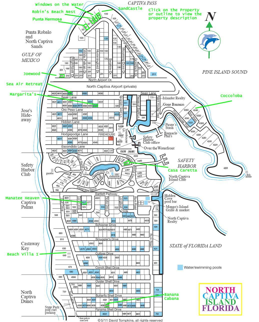 Upper Captiva Island Map. Best Map .   Sanibel And Captiva Islands - North Captiva Island Florida Map