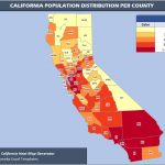 Us Counties Heat Map Generators   Automatic Coloring   Editable Shapes   Southern California Heat Map