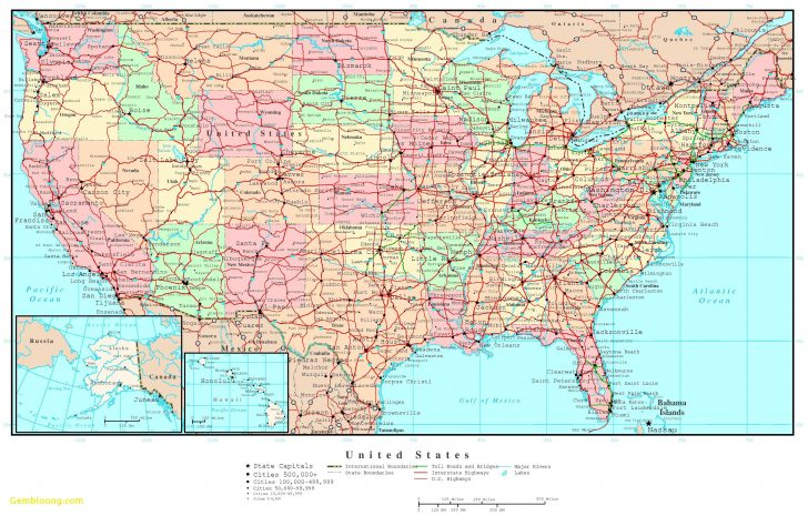 Best California Map