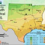 Us Growing Zone Map Printable Planting Zone Map Elegant Us Climate   Texas Planting Zones Map