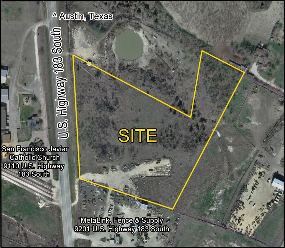 Us Highway 183 South, Land For Sale | Atxre - Texas Land For Sale Map