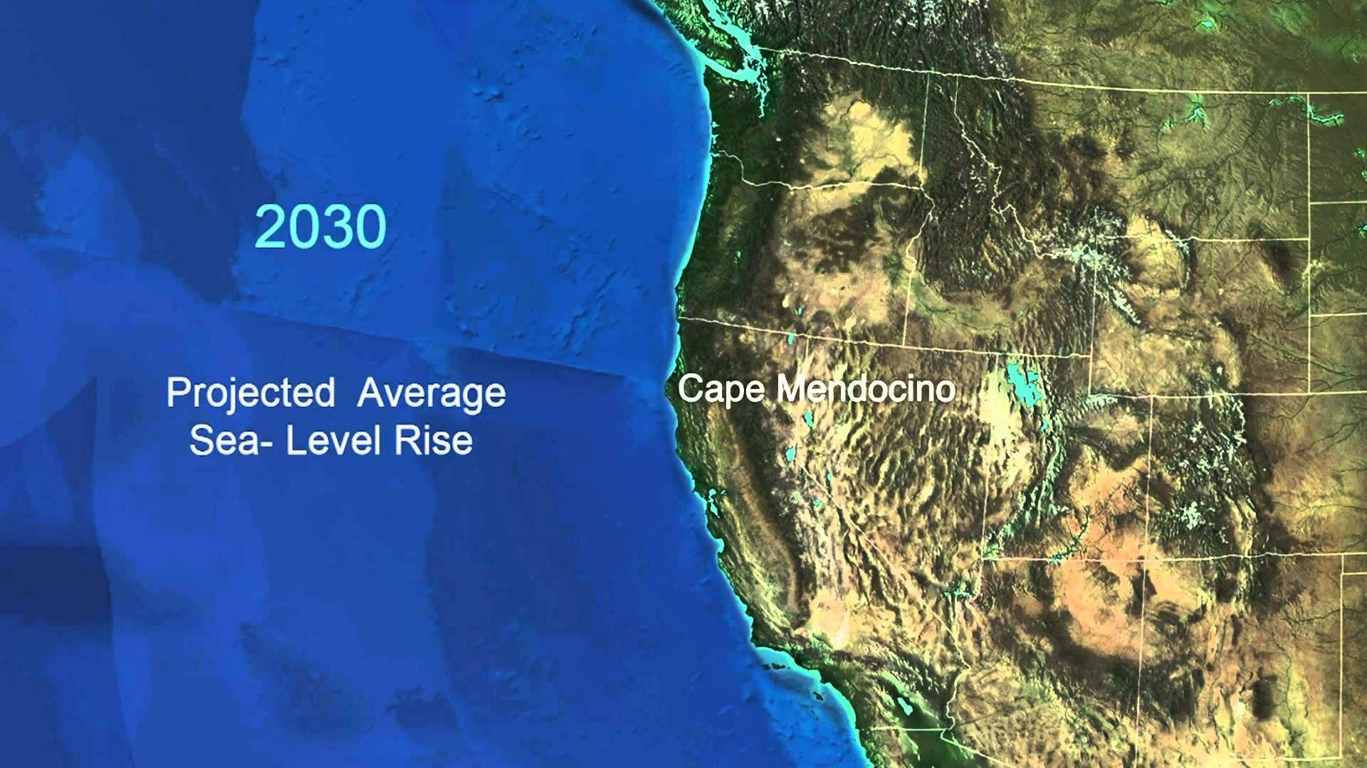 Us Map After Sea Level Rise Map Scallion Inspirational Florida Sea - Map Of Florida After Sea Level Rise