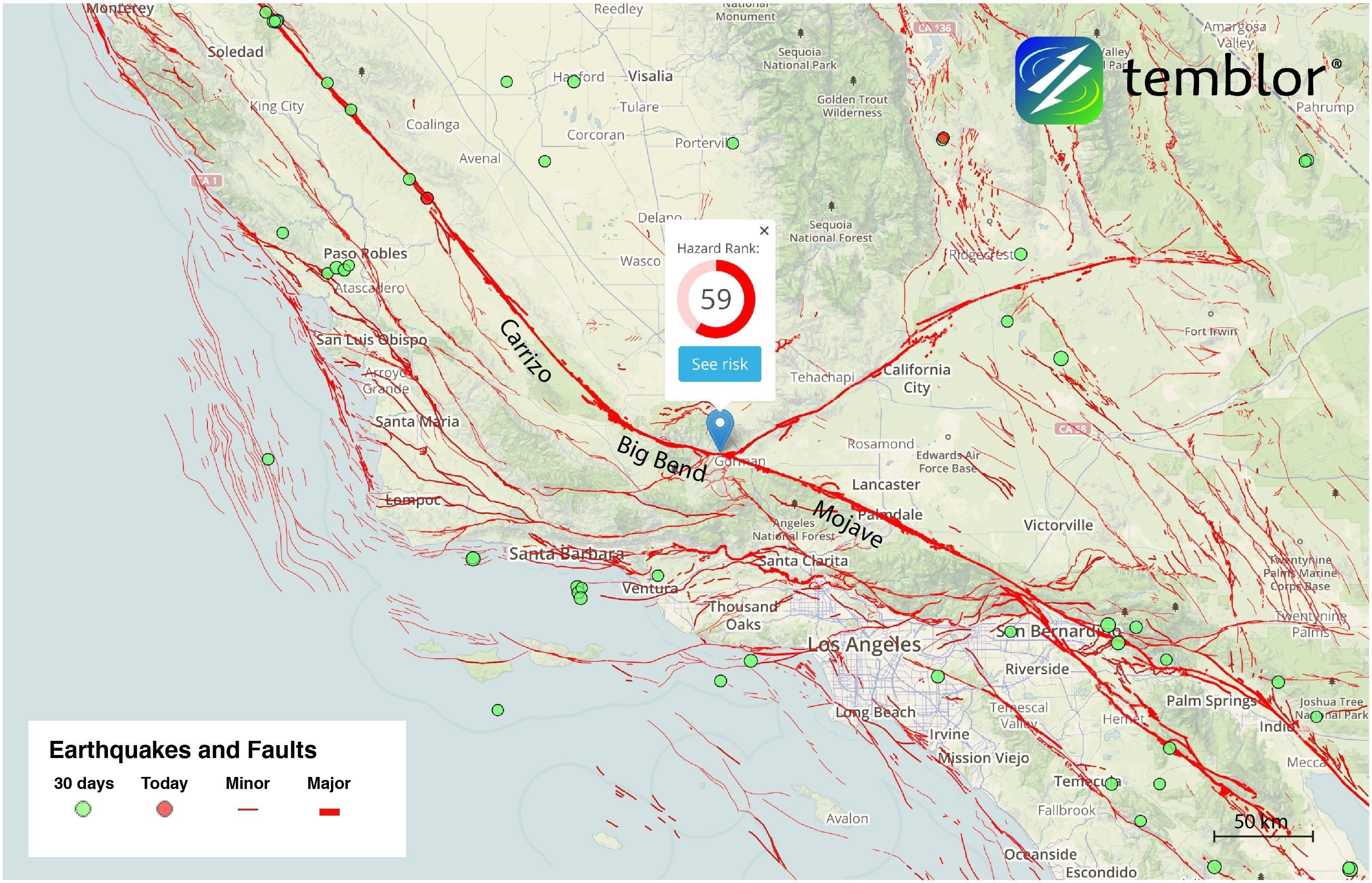 Us Map Earthquake Fault Lines Fault Lines Beautiful Graph Fault - California Fault Lines Map