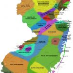 Us Map I 95 New Jersey Map Goes Viral | Travel Maps And Major - Map Of I 95 From Nj To Florida