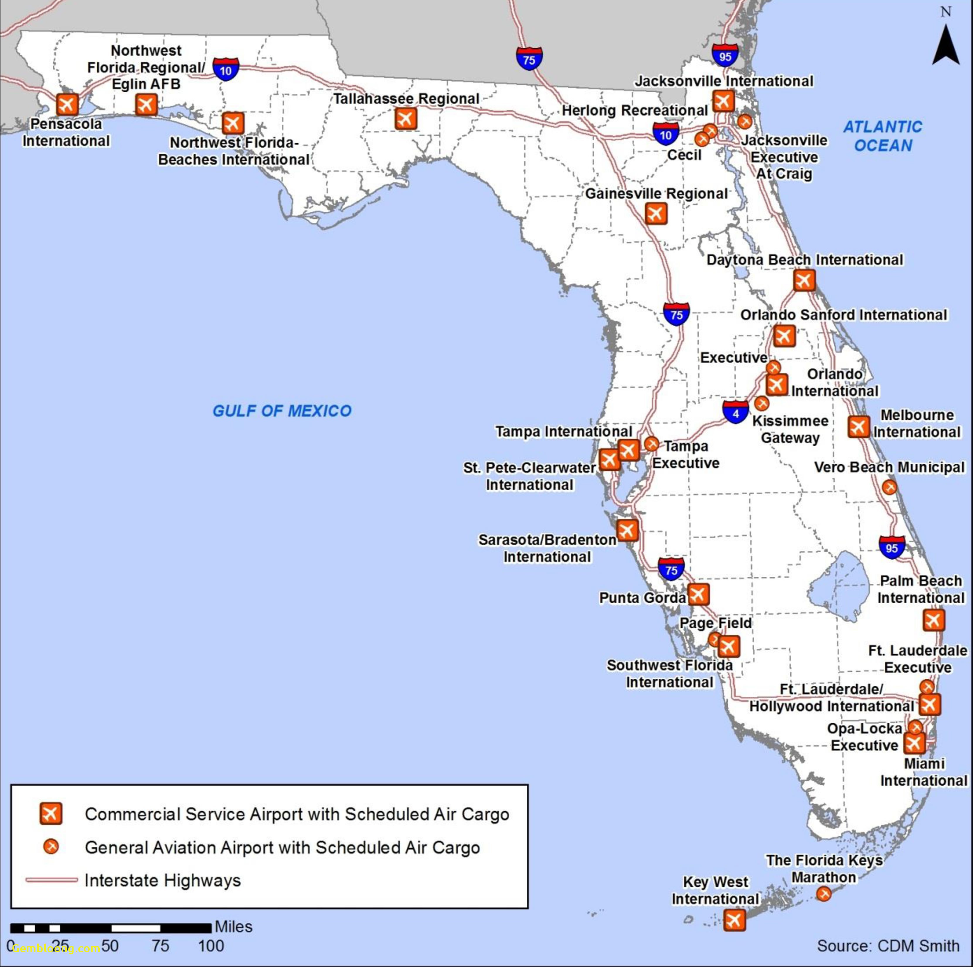 Us Map With Coastal Cities Florida Coast Map Beautiful Florida - Map Of Florida Coastal Cities