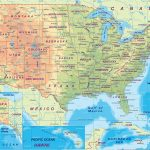Us Mapstates And Cities Inspirationa Printable Us Map With   Printable Map Of The Usa With States And Cities