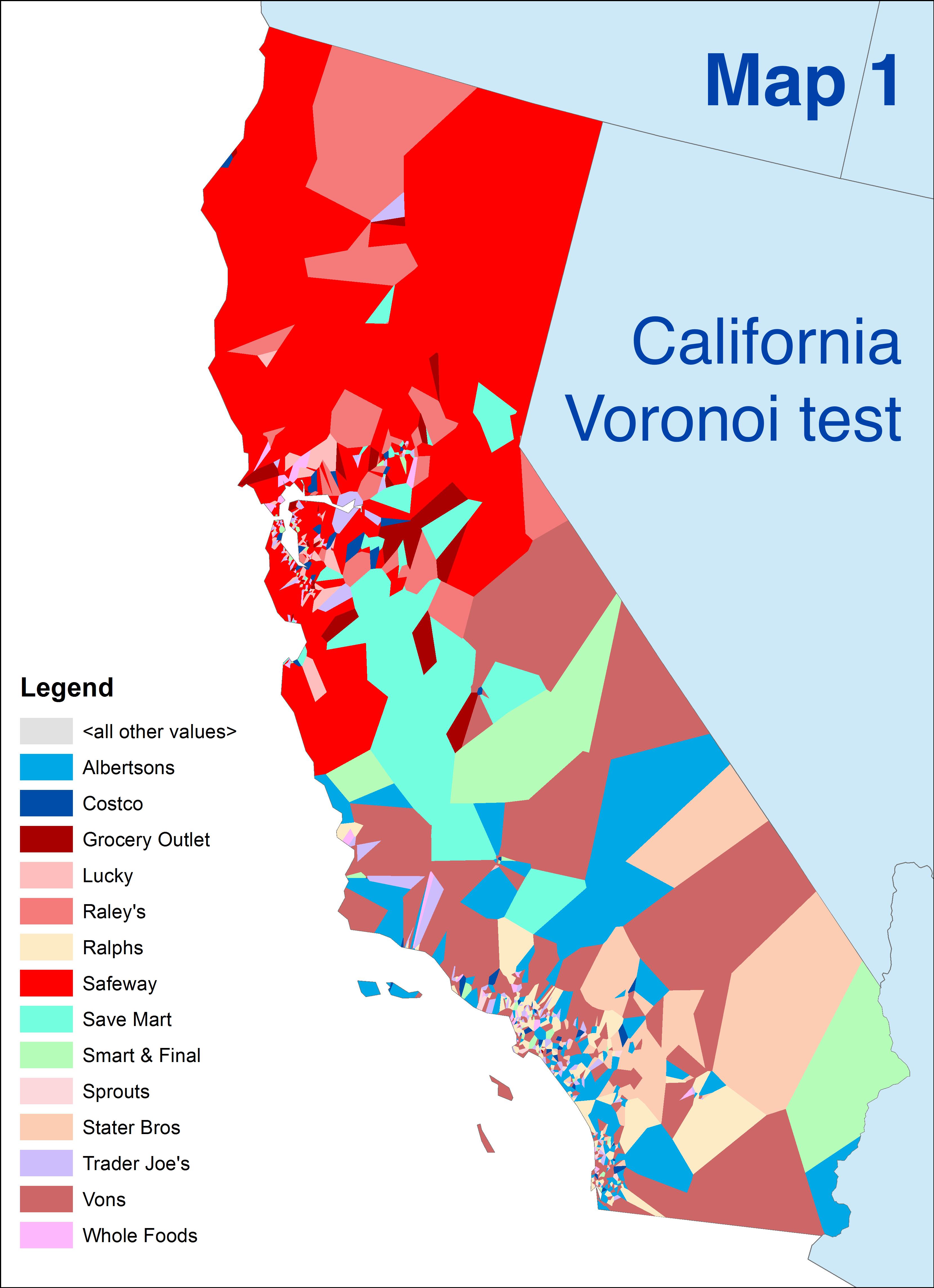 Us Supermarket Turf – Sasha Trubetskoy - Whole Foods In Florida Map