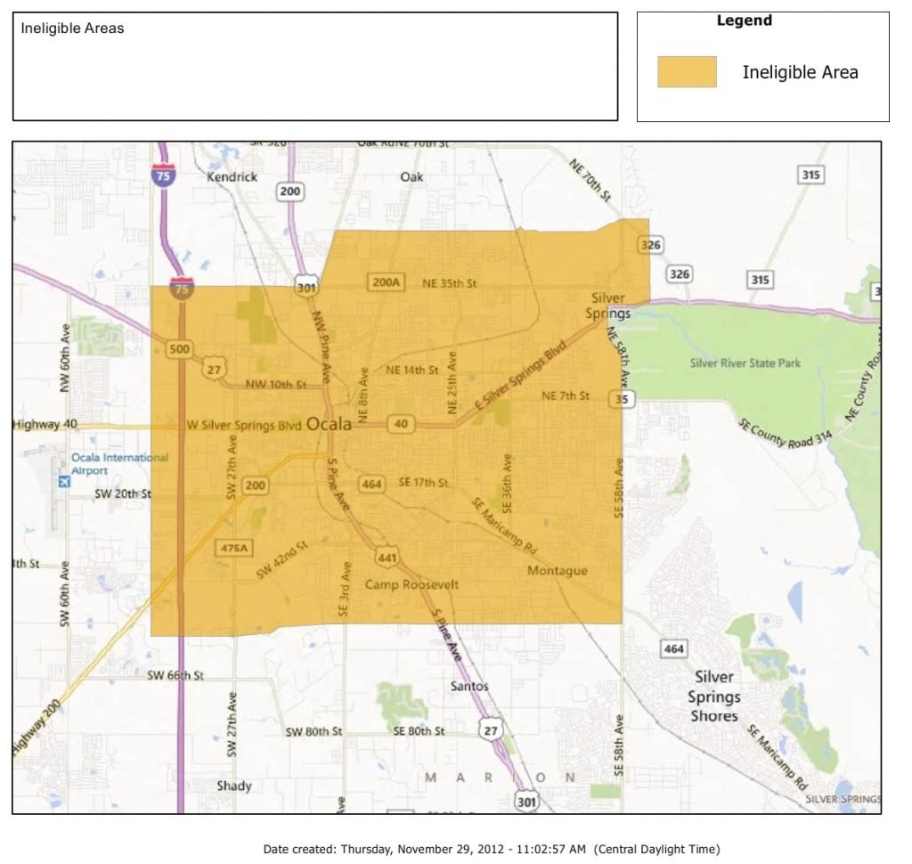 Usda Loans – Landmark Mortgage Planners - Usda Loan Map Florida